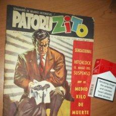 Cómics: PATORUZITO, COMPLETAS HISTORIETAS, CAWBOYS, BELICAS, CIENCIA FECCION. 1966 TYPO COMIC USA.. Lote 86569616