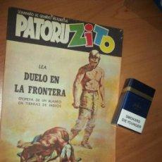 Cómics: PATORUZITO, COMPLETAS HISTORIETAS, CAWBOYS, BELICAS, CIENCIA FECCION. 1966 TYPO COMIC USA.. Lote 86570248