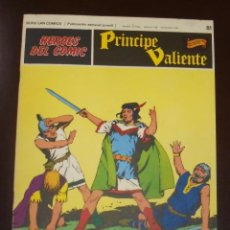 Cómics: HEROES DEL COMIC. PRINCIPE VALIENTE. Nº 81. EL PRINCIPE HARWICK. BURU LAN. 1973. Lote 86598568