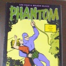 Cómics: TEBEO. LEE FALK & WILSON MCCOY. PHANTOM, EL HOMBRE ENMASCARADO. TIRAS DIARIAS 1943. Lote 86819668