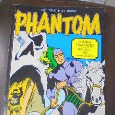 Cómics: TEBEO. LEE FALK & SY BARRY. PHANTOM. EL HOMBRE ENMASCARADO. DAILY STRIPS: 1980. NORMA CLASICOS. Lote 86819776