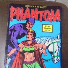 Cómics: TEBEO. LEE FALK & SY BARRY. PHANTOM, EL HOMBRE ENMASCARADO. TIRAS DIARIAS 1976. Lote 86819856