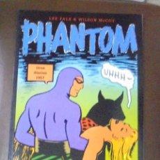 Cómics: TEBEO. LEE FALK & WILSON MCCOY. PHANTOM, EL HOMBRE ENMASCARADO. TIRAS DIARIAS 1957. Lote 86819968