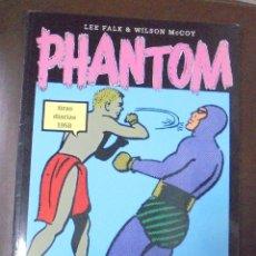 Cómics: TEBEO. LEE FALK & WILSON MCCOY. PHANTOM, EL HOMBRE ENMASCARADO. TIRAS DIARIAS 1958. Lote 86820272
