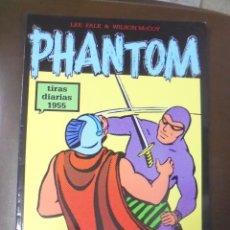 Cómics: TEBEO. LEE FALK & WILSON MCCOY. PHANTOM, EL HOMBRE ENMASCARADO. TIRAS DIARIAS 1955. Lote 86822684