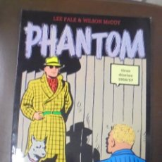 Cómics: TEBEO. LEE FALK & WILSON MCCOY. PHANTOM, EL HOMBRE ENMASCARADO. TIRAS DIARIAS 1956 / 57. Lote 86822796