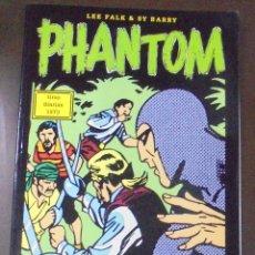 Cómics: TEBEO. LEE FALK & SY BARRY. PHANTOM, EL HOMBRE ENMASCARADO. TIRAS DIARIAS 1973. Lote 86823168