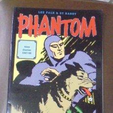 Cómics: TEBEO. LEE FALK & SY BARRY. PHANTOM, EL HOMBRE ENMASCARADO. TIRAS DIARIAS 1987 / 88. Lote 86825556