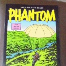 Cómics: TEBEO. LEE FALK & SY BARRY. PHANTOM, EL HOMBRE ENMASCARADO. TIRAS DIARIAS 1986 / 87. Lote 86825800