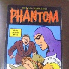 Cómics: TEBEO. LEE FALK & WILSON MCCOY. PHANTOM, EL HOMBRE ENMASCARADO. TIRAS DIARIAS 1952. Lote 86826500