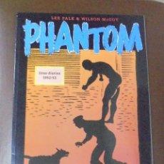 Cómics: TEBEO. LEE FALK & WILSON MCCOY. PHANTOM, EL HOMBRE ENMASCARADO. TIRAS DIARIAS 1952 / 53. Lote 86826708