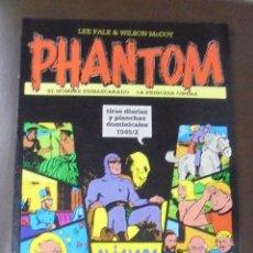 Cómics: TEBEO. LEE FALK & WILSON MCCOY. PHANTOM, EL HOMBRE ENMASCARADO. TIRAS DIARIAS 1949 / 2. Lote 86826940