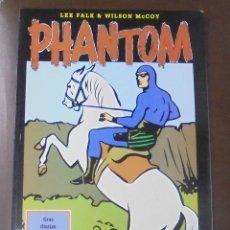 Cómics: TEBEO. LEE FALK & WILSON MCCOY. PHANTOM, EL HOMBRE ENMASCARADO. TIRAS DIARIAS 1948 / 49. Lote 86890544