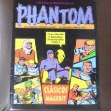 Cómics: TEBEO. LEE FALK & WILSON MCCOY. PHANTOM, EL HOMBRE ENMASCARADO. TIRAS DIARIAS 1949 / 1. Lote 86890572