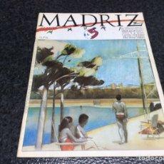 Cómics - MADRIZ Nº 5 , ED. AYUNTAMIENTO MADRID - 86971920
