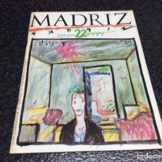 Cómics - MADRIZ Nº 22 , ED. AYUNTAMIENTO MADRID - 86972648