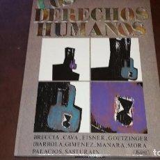 Cómics: LOS DERECHOS HUMANOS. VARIOS AUTORES. EDITORIAL IKUSAGER 1985. Lote 86985116