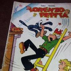 Cómics: LORENZO Y PEPITA. CHIC YOUNG. EDICIONES RECREATIVAS (MEXICO). Lote 140767838