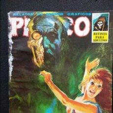 Cómics: PÁNICO. Nº 32. EDITORIAL VILMAR. 1973.. Lote 87088756