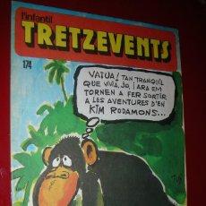 Cómics: REVISTA L'INFANTIL TRETZEVENTS NÚM. 174 . PUBLICACIÓ DEL SEMANARI DE SOLSONA. DE L'ANY 1973 AL 1978. Lote 87194692