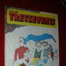Cómics: REVISTA L'INFANTIL TRETZEVENTS NÚM. 175 . PUBLICACIÓ DEL SEMANARI DE SOLSONA. DE L'ANY 1973 AL 1978. Lote 87194732