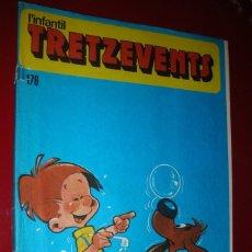 Cómics: REVISTA L'INFANTIL TRETZEVENTS NÚM. 176 . PUBLICACIÓ DEL SEMANARI DE SOLSONA. DE L'ANY 1973 AL 1978. Lote 87194880