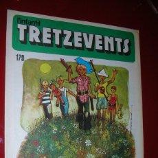 Cómics: REVISTA L'INFANTIL TRETZEVENTS NÚM. 179 . PUBLICACIÓ DEL SEMANARI DE SOLSONA. DE L'ANY 1973 AL 1978. Lote 87194956