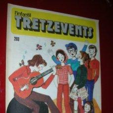 Cómics: REVISTA L'INFANTIL TRETZEVENTS NÚM. 203 . PUBLICACIÓ DEL SEMANARI DE SOLSONA. DE L'ANY 1973 AL 1978. Lote 87196620