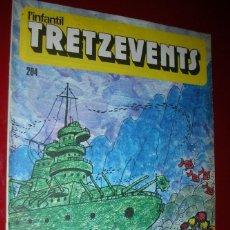 Cómics: REVISTA L'INFANTIL TRETZEVENTS NÚM. 204 . PUBLICACIÓ DEL SEMANARI DE SOLSONA. DE L'ANY 1973 AL 1978. Lote 87196644
