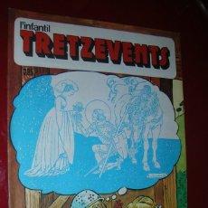 Cómics: REVISTA L'INFANTIL TRETZEVENTS NÚM. 205 . PUBLICACIÓ DEL SEMANARI DE SOLSONA. DE L'ANY 1973 AL 1978. Lote 87196844