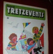 Cómics: REVISTA L'INFANTIL TRETZEVENTS NÚM. 207 . PUBLICACIÓ DEL SEMANARI DE SOLSONA. DE L'ANY 1973 AL 1978. Lote 87196916