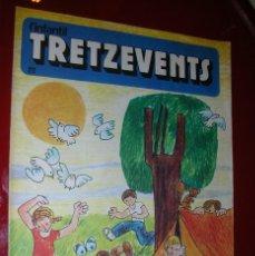 Cómics: REVISTA L'INFANTIL TRETZEVENTS NÚM. 211 . PUBLICACIÓ DEL SEMANARI DE SOLSONA. DE L'ANY 1973 AL 1978. Lote 87197216