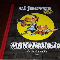 Cómics: MAKINAVAJA GOLDEN YEARS. IVÀ. EL JUEVES.. Lote 87347160