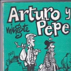 Cómics: MINGOTE. ARTURO Y PEPE. MYR EDICIONES. 1971 1ª EDICIÓN.. Lote 87402700