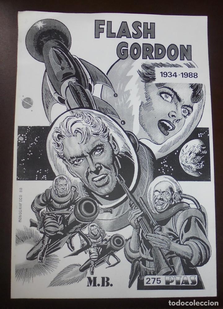 FLASH GORDON. 1934 - 1988. M.B. ALEX RAYMONDS. JURGENS. MAC RABOY. DAN BARRY. VER INTERIOR (Tebeos y Comics - Comics otras Editoriales Actuales)