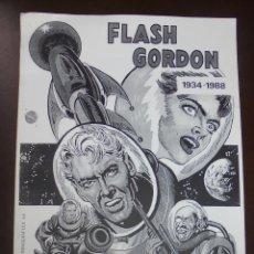 Cómics: FLASH GORDON. 1934 - 1988. M.B. ALEX RAYMONDS. JURGENS. MAC RABOY. DAN BARRY. VER INTERIOR. Lote 87403388