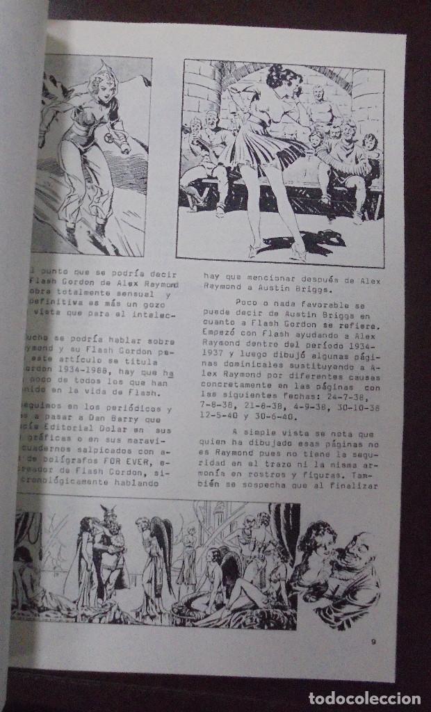 Cómics: FLASH GORDON. 1934 - 1988. M.B. ALEX RAYMONDS. JURGENS. MAC RABOY. DAN BARRY. VER INTERIOR - Foto 2 - 87403388