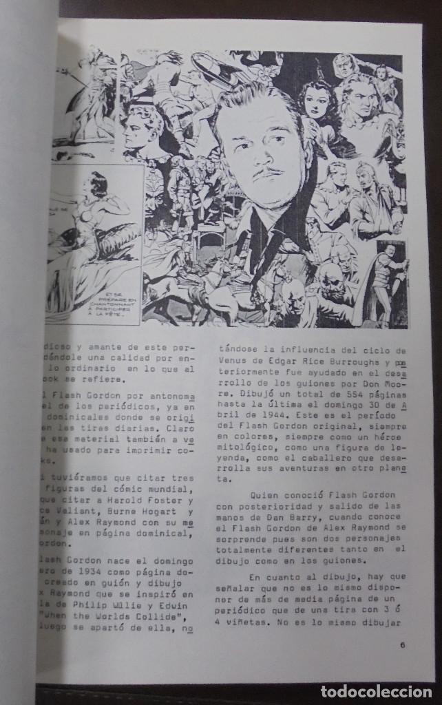 Cómics: FLASH GORDON. 1934 - 1988. M.B. ALEX RAYMONDS. JURGENS. MAC RABOY. DAN BARRY. VER INTERIOR - Foto 3 - 87403388
