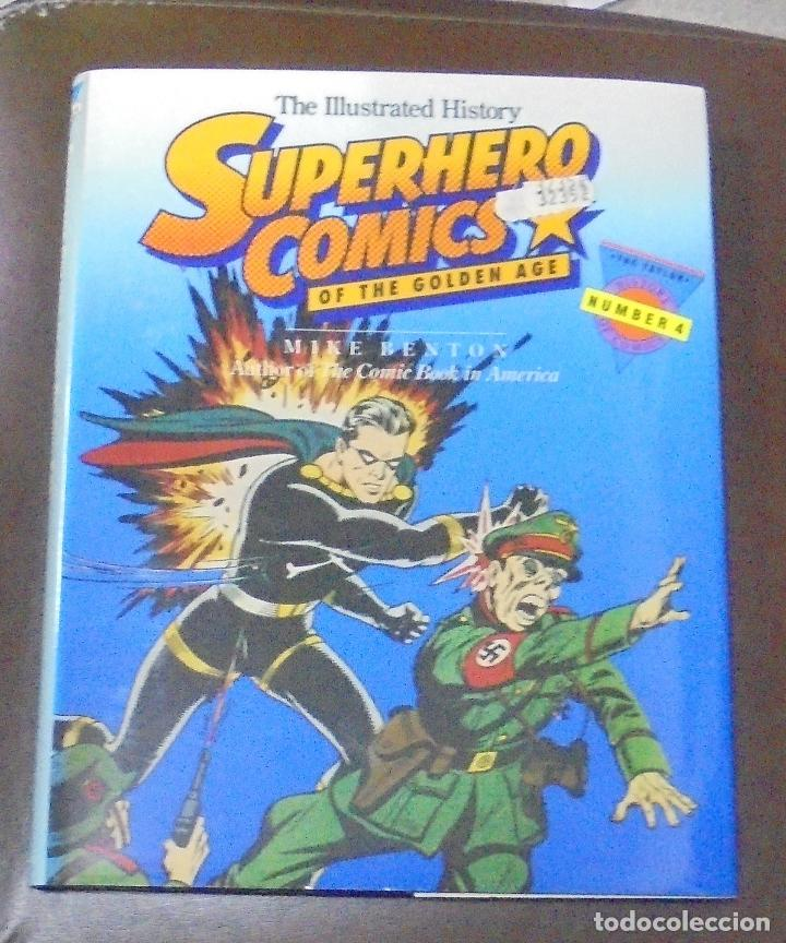 Cómics: SUPERHERO COMICS OF THE SILVER AGE. MIKE BENTON. NUMBER 4. MIKE BENTON. 1992 - Foto 1 - 87416940