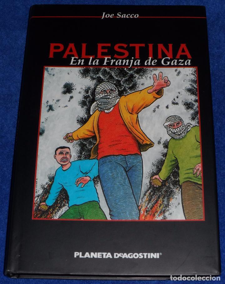 PALESTINA - EN LA FRANJA DE GAZA - JOE SACCO - PLANETA DEAGOSTINI (Tebeos y Comics - Comics otras Editoriales Actuales)