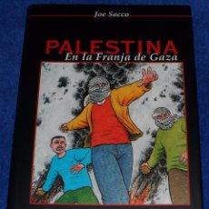 Cómics: PALESTINA - EN LA FRANJA DE GAZA - JOE SACCO - PLANETA DEAGOSTINI. Lote 87469632