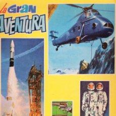 Comics - Serie: ¿Sabes como funciona? año 1972. nº 4 La gran aventura. - 87504812