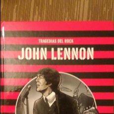 Cómics: TRAGEDIAS DEL ROCK - JOHN LENNON Nº 1 - VYR EDITORES - CHILE - 2001 (POL - ORSI BLANCO) RARO!!. Lote 87686804