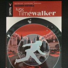 Ivar Timewalker 1 - haciendo historia - Valiant / Medusa