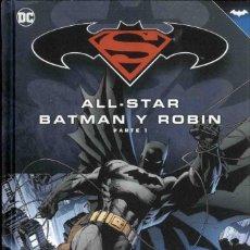 Cómics: ALL STAR, BATMAN Y ROBIN. PARTE 1 DE SALVAT. Lote 88672156