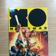 X-O MANOWAR #2 (MEDUSA)