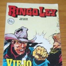 Comics: RINGO LEY 5 VIEJO ZORRO. JORDI BUXADE, EDICIONES ALONSO 1978. Lote 88879812