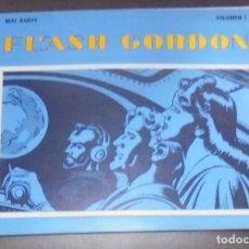 Cómics: FLAH GORDON. MAC RABOY. VOLUMEN 1. EDICIONES B.O 1978. Lote 89039488