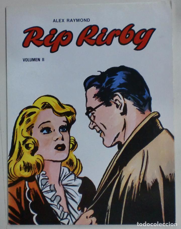 RIP KIRBY - ALEX RAYMOND - VOLUMEN II - EDICIONES B.O. (Tebeos y Comics - Comics otras Editoriales Actuales)