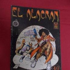 Cómics: EL ALACRÁN. Nº 0. VARIOS AUTORES. COLECTIVO D.TEBEOS ·.. Lote 89103508